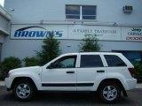 2006 Stone White Jeep Grand Cherokee Laredo 4x4 #12120433