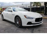 Maserati Ghibli Data, Info and Specs