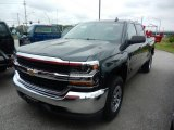 Graphite Metallic Chevrolet Silverado 1500 in 2017
