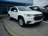2018 Chevrolet Traverse LT Data, Info and Specs