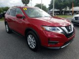 2017 Nissan Rogue SV Data, Info and Specs