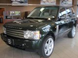 2004 Epsom Green Metallic Land Rover Range Rover HSE #12136870