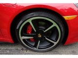 Porsche Wheels and Tires