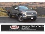 2017 Magnetic Gray Metallic Toyota Tundra Limited CrewMax 4x4 #121928354