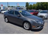 2011 Sterling Grey Metallic Ford Fusion SEL #121928448