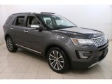 2016 Magnetic Metallic Ford Explorer Platinum 4WD #121945955