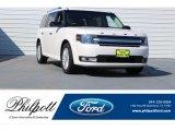2016 Oxford White Ford Flex SEL #121945907