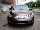 2003 Deep Bordeaux Metallic Nissan Murano SL AWD #12123935