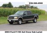 2003 Ford F150 Lariat SuperCrew 4x4
