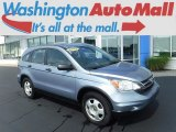 2011 Glacier Blue Metallic Honda CR-V LX 4WD #121975301