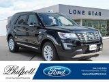 2017 Shadow Black Ford Explorer XLT #121975373