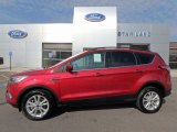 2017 Ruby Red Ford Escape SE 4WD #121975478
