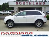 2010 White Platinum Tri-Coat Lincoln MKX AWD #12128948