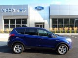 2014 Deep Impact Blue Ford Escape SE 1.6L EcoBoost 4WD #121993526