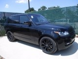 2017 Narvik Black Land Rover Range Rover Supercharged #121993710