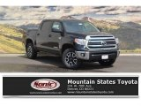 2017 Midnight Black Metallic Toyota Tundra SR5 CrewMax 4x4 #121993290