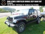 2017 Black Jeep Wrangler Unlimited Rubicon 4x4 #121993358