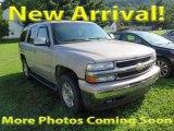 2005 Silver Birch Metallic Chevrolet Tahoe Z71 4x4 #122023601