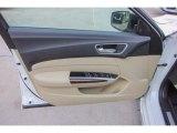 2018 Acura TLX V6 SH-AWD Advance Sedan Door Panel