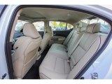 2018 Acura TLX V6 SH-AWD Advance Sedan Rear Seat