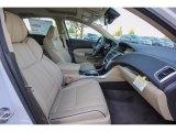 2018 Acura TLX V6 SH-AWD Advance Sedan Front Seat