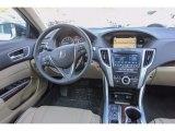 2018 Acura TLX V6 SH-AWD Advance Sedan Dashboard