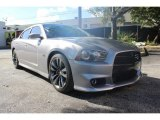 2013 Granite Crystal Dodge Charger SRT8 #122063313