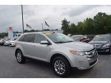 2014 Ingot Silver Ford Edge Limited #122063246