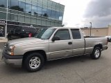 2003 Light Pewter Metallic Chevrolet Silverado 1500 LS Extended Cab #122063195