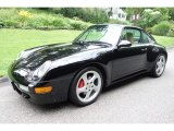 1996 Porsche 911 Carrera 4S Data, Info and Specs