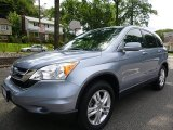 2011 Glacier Blue Metallic Honda CR-V EX-L 4WD #122078807