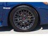 Subaru WRX 2015 Wheels and Tires