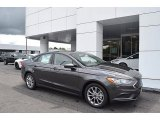 2017 Magnetic Ford Fusion SE #122078569
