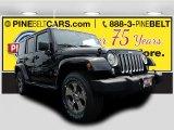 2017 Black Jeep Wrangler Unlimited Sahara 4x4 #122078456