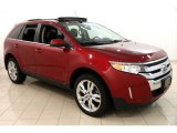 2014 Ruby Red Ford Edge Limited #122078710