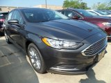 2017 Magnetic Ford Fusion SE #122103650