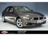 2014 Sparkling Bronze Metallic BMW 3 Series 328i Sedan #122103602