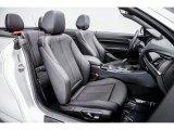 2017 BMW 2 Series Interiors