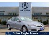 2017 Lunar Silver Metallic Acura ILX  #122103449