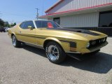 1972 Ford Mustang Mach 1 Coupe Data, Info and Specs