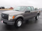 Sterling Grey Metallic Ford F150 in 2010