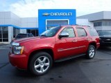 2013 Crystal Red Tintcoat Chevrolet Tahoe LTZ 4x4 #122128238