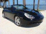 2000 Porsche 911 Black