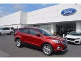 2017 Ruby Red Ford Escape SE #122153654