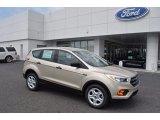2017 White Gold Ford Escape S #122153653