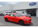 2017 Ford Mustang Race Red