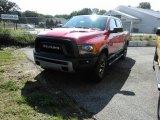 2017 Flame Red Ram 1500 Rebel Crew Cab 4x4 #122189520