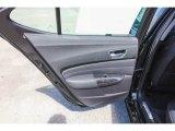 2018 Acura TLX Sedan Door Panel