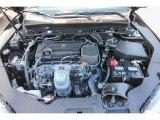 2018 Acura TLX Sedan 2.4 Liter DOHC 16-Valve i-VTEC 4 Cylinder Engine