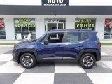 2017 Jetset Blue Jeep Renegade Sport #122189469